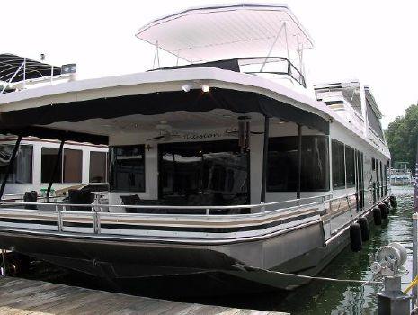 2004 Stardust Cruisers 18 X 95 Houseboat