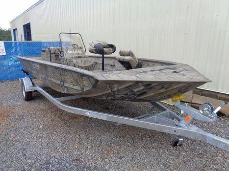 2016 Seaark Predator FS CC