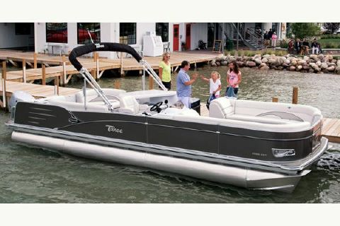 2014 Tahoe Cascade Entertainer - 26' Manufacturer Provided Image