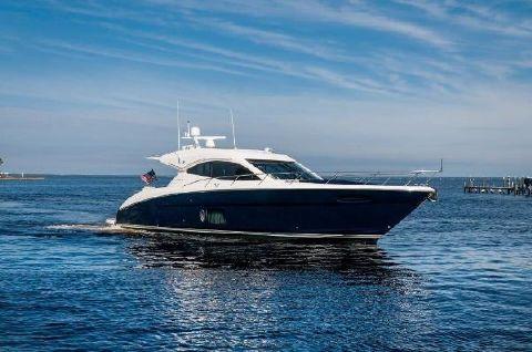 2012 Maritimo C50 Sport Cruiser Starboard Bow