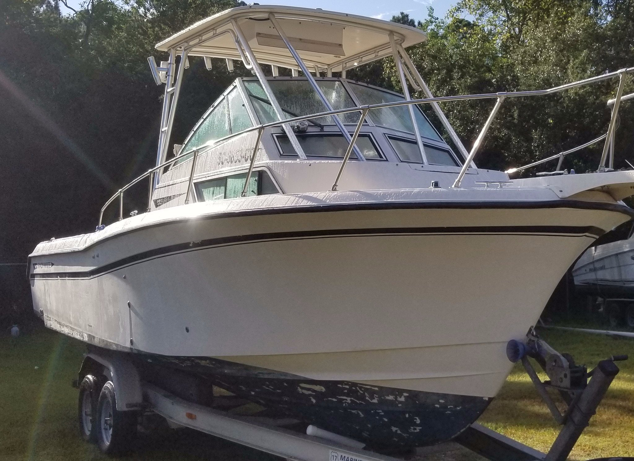 Check out this 1994 Grady - White 252 Sailfish on Boattrader com
