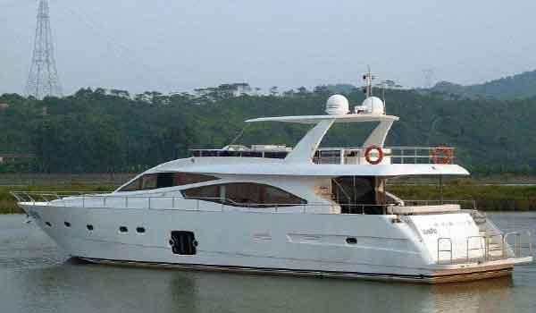 2015 Allmand 78' Allmand Luxury Yacht