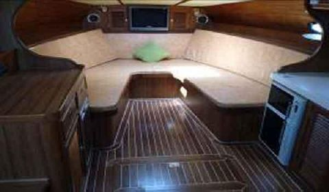 2015 Allmand TCS-31ft sport and leisure boat