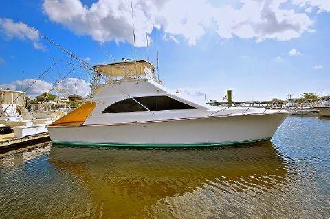 1995 Ocean Yachts Convertible Super Sport   Sportfish