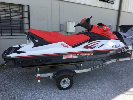 2007 SEA-DOO Wake 155