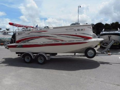 2013 Carolina Skiff Fun Chaser 20 DS