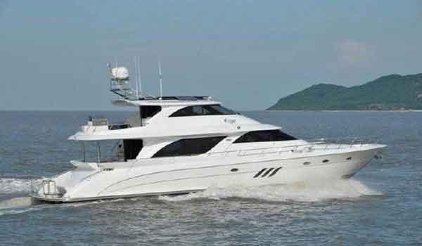 2015 Allmand Allmand 69' Super Luxury Yacht