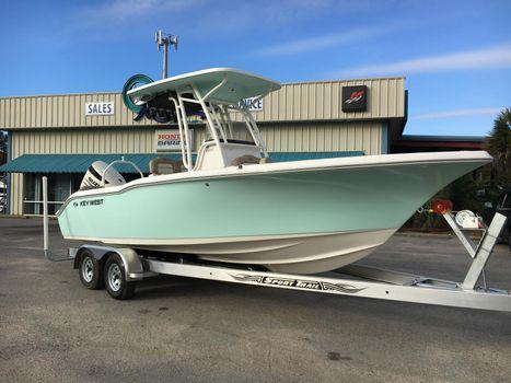 2016 Key West Boats, Inc 239FS
