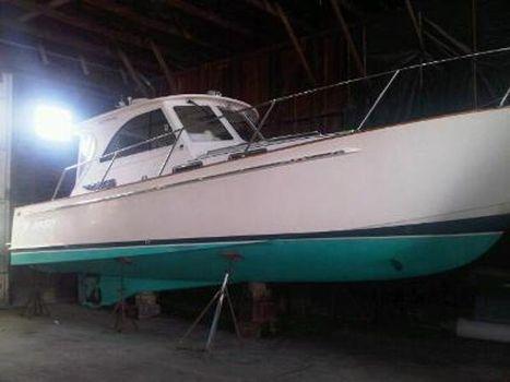 2004 Legacy Boat Hardtop Express