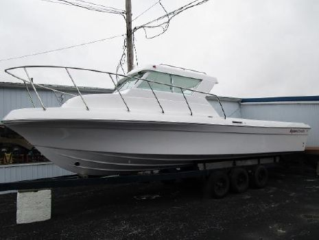 2018 SportCraft 302 Express