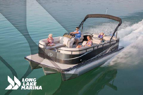 2018 Tahoe Pontoon GT Cruise II 19'