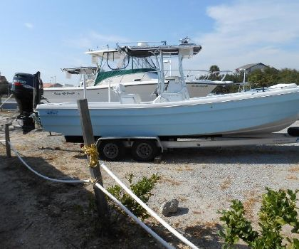 2008 Andros Boatworks Tarpon 26
