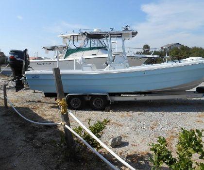2008 Andros Boatworks Tarpon 26
