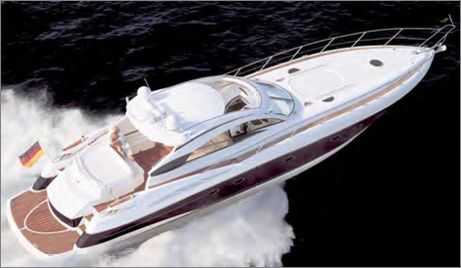 2002 Sunseeker Predator 61 Photo 1