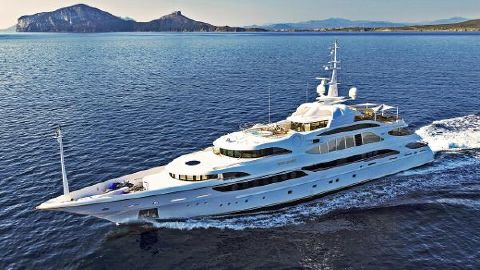 2010 Benetti 203 Superyacht