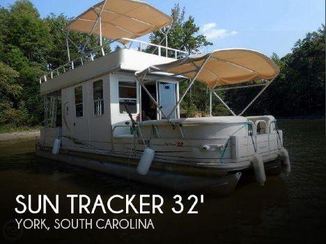 2007 Sun Tracker 31 Party Cruiser 2007 Sun Tracker Party Cruiser 32 for sale in York, SC