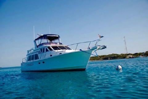 2000 Ocean Alexander 540 Pilothouse