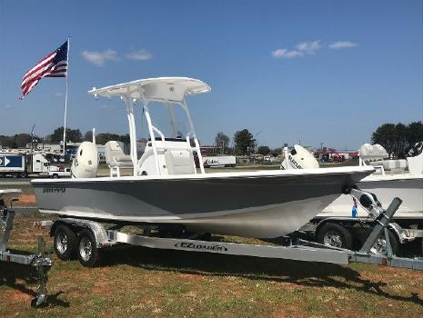 2018 SEA-PRO 228 DLX Bay Series