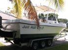 1985 STAMAS 26 Fisherman