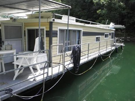 1979 1979 Stephens 16x53 Houseboat
