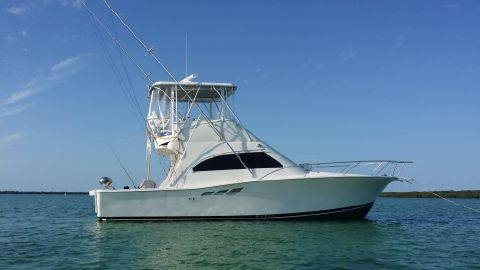 2002 Luhrs 36 Convertible