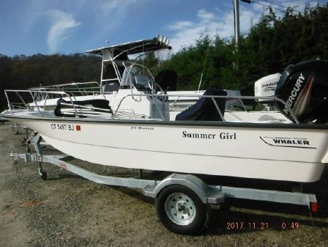 2017 Boston Whaler 17 Montauk