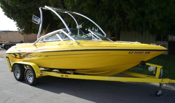 2005 Reinell 205 BR