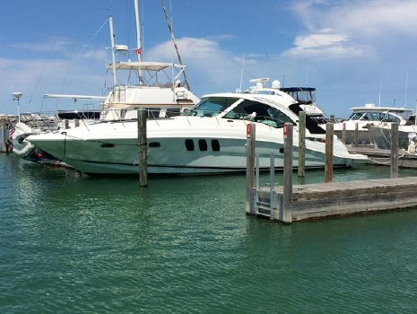 2009 Sea Ray 480 Sundancer - Coming Soon