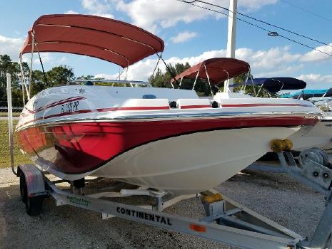 2014 HURRICANE 188 Sun Deck