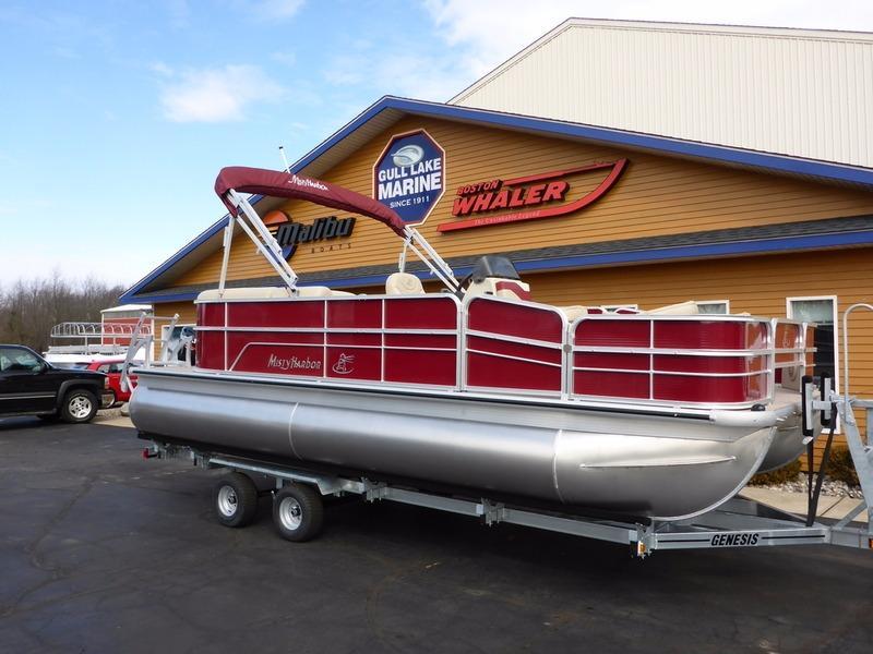 2016 Misty Harbor Boats Adventure CC 225