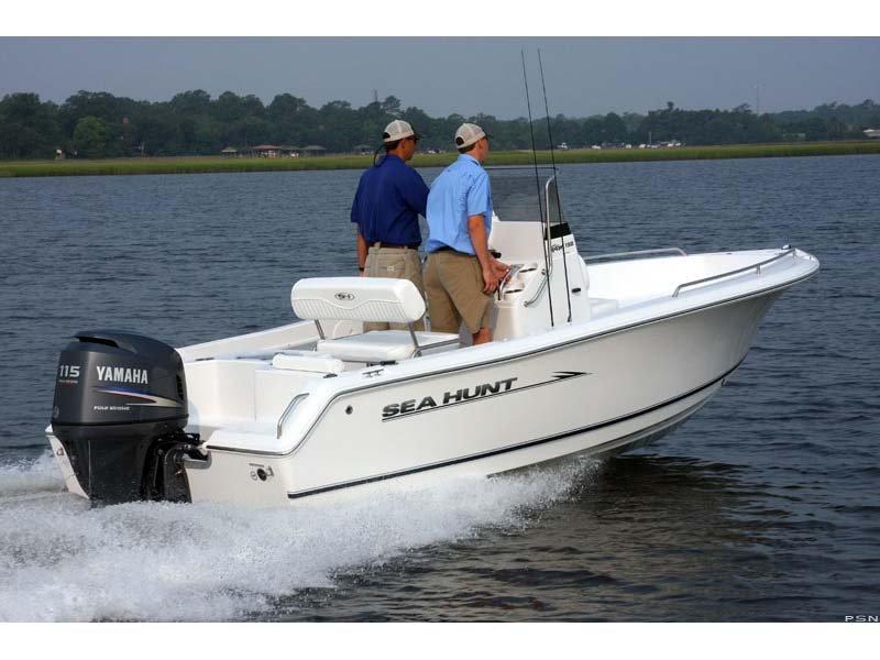 2013 Sea Hunt Triton 188