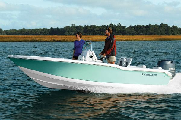 Check out this 2020 Tidewater 180 CC Adventure on Boattrader com