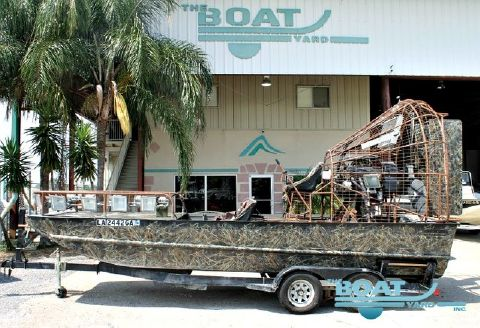 2002 Airboat 20'