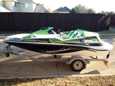 2012 Sea-Doo Speedster 150