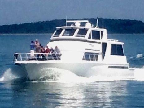 1998 Viking Cockpit Sport Yacht