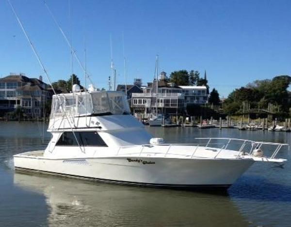 1995 Viking Yachts 50 Convertible