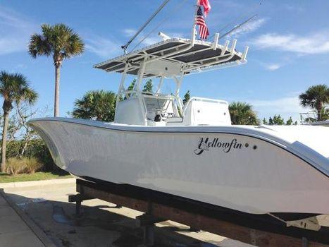 2015 Yellowfin 34