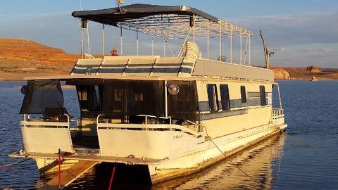1986 Boatel Houseboats VIP Houseboat