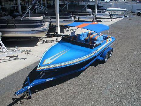 1992 Carrera Boats 202 Xr
