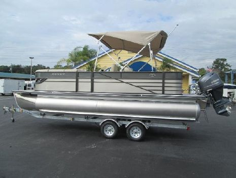 2016 Crest Pontoon Boats II 230 SLR2 Select