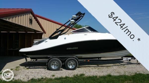 2012 Sea Doo 24 24 Foot 2012 Sea Doo Motor Boat In