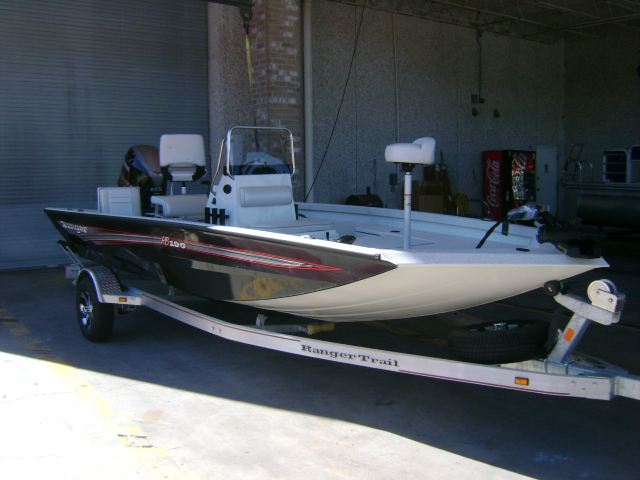 2017 ranger rb190 18 foot 2017 ranger motor boat in for Used fishing boats for sale in houston