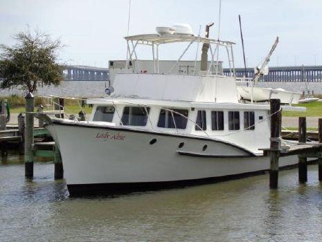 1982 Trawler