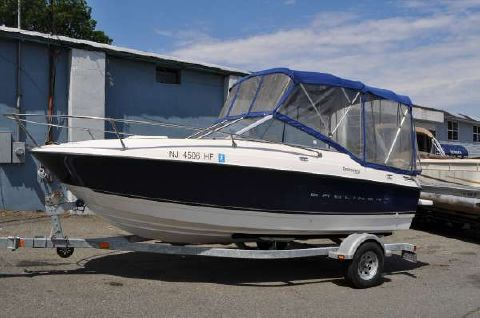 2013 Bayliner 192 Discovery
