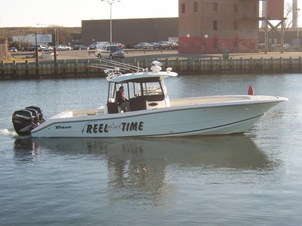 Triton new and used boats for sale in new york for Fishing boats ny