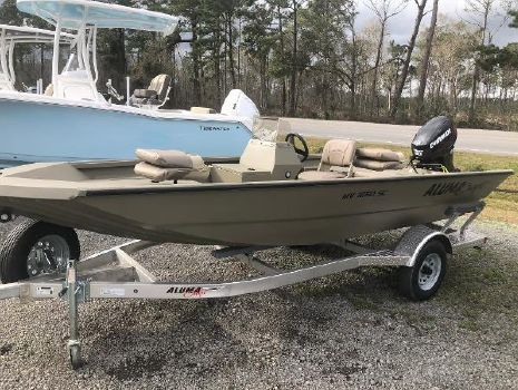2020 ALUMACRAFT MV 1650 AW
