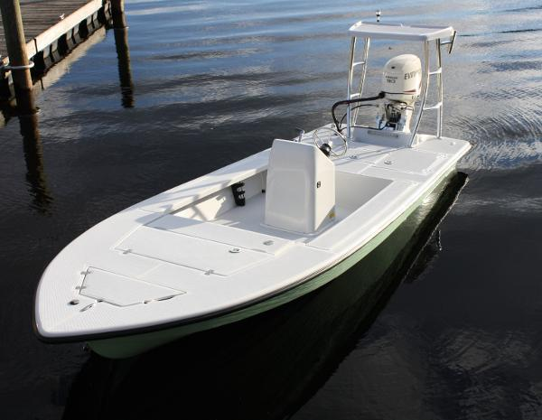 2017 Bay Craft 180 Tunnel Explorer