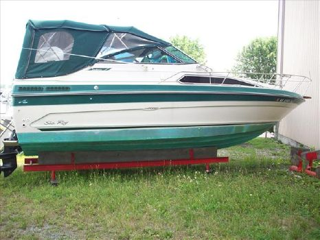 1988 Sea Ray 268sundancer
