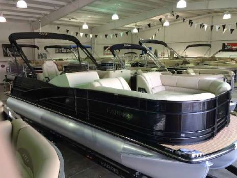 2016 Harris FloteBote Grand Mariner 250 SL-350HP VERADO