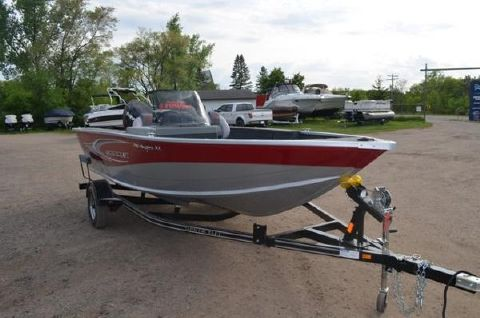 2016 Smoker-craft 171 Pro Angler XL